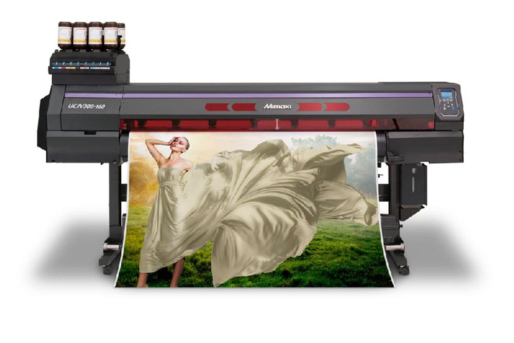 Оборудование для производства фотообоев